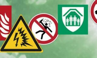 '10 new ISO 7010 safety signs on durable materials' image