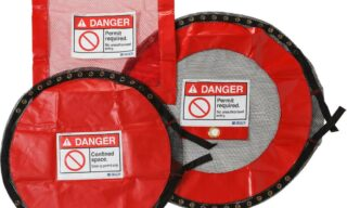 'Bar any confined space opening to increase safety' image