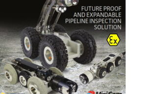 'SoloProPlus and Proteus camera inspectie system for ATEX Zone 1' image
