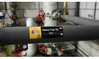 'ISO 20560: a global standard to identify pipe contents' image