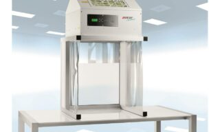 'Cleanroom Technology for any workplace in industry, research & laboratories' image