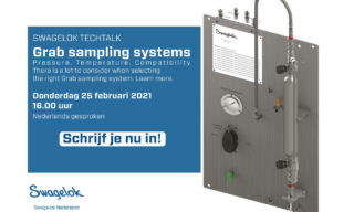 'TechTalk grab sampling systems: reliable and safe' image