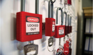 'Visualise Lockout/Tagout and optimise safety in the workplace' image