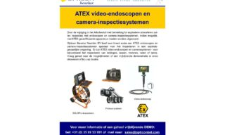 'ATEX videoscopes and camera inspection systems' image