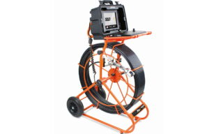 'Controllable camera for pipeline inspection' image