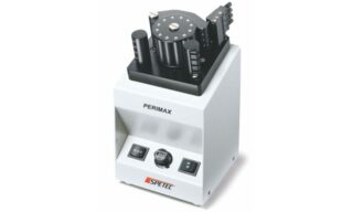'Custom-built Spetec peristaltic pumps in the biotechnology sector' image
