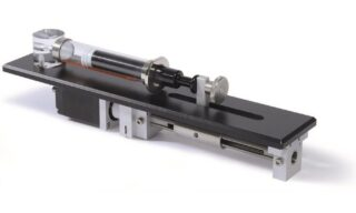 'Built-in syringe pump Precision SY' image
