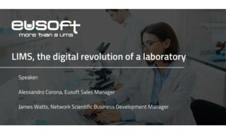 'LIMS, the digital revolution of a Laboratory' image