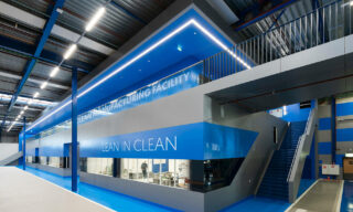 'ERIKS opent nieuwe Clean Manufacturing Facility' image