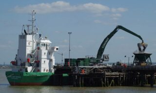 'Safe handling and storage of bulk materials in ports and on the sea' image