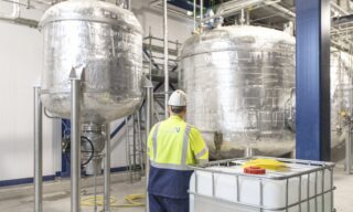 'PolyStyreneLoop chooses Gpi stainless steel tanks to recycle PS insulation foam waste' image