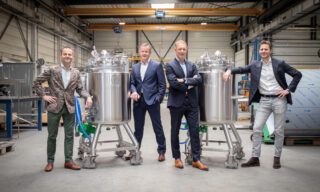 'Stainless steel tank construction specialist Gpi Group starts a new business unit: Gpi pharma' image