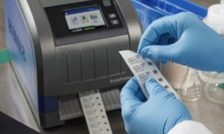 'How to identify thousands of blood samples efficiently' image